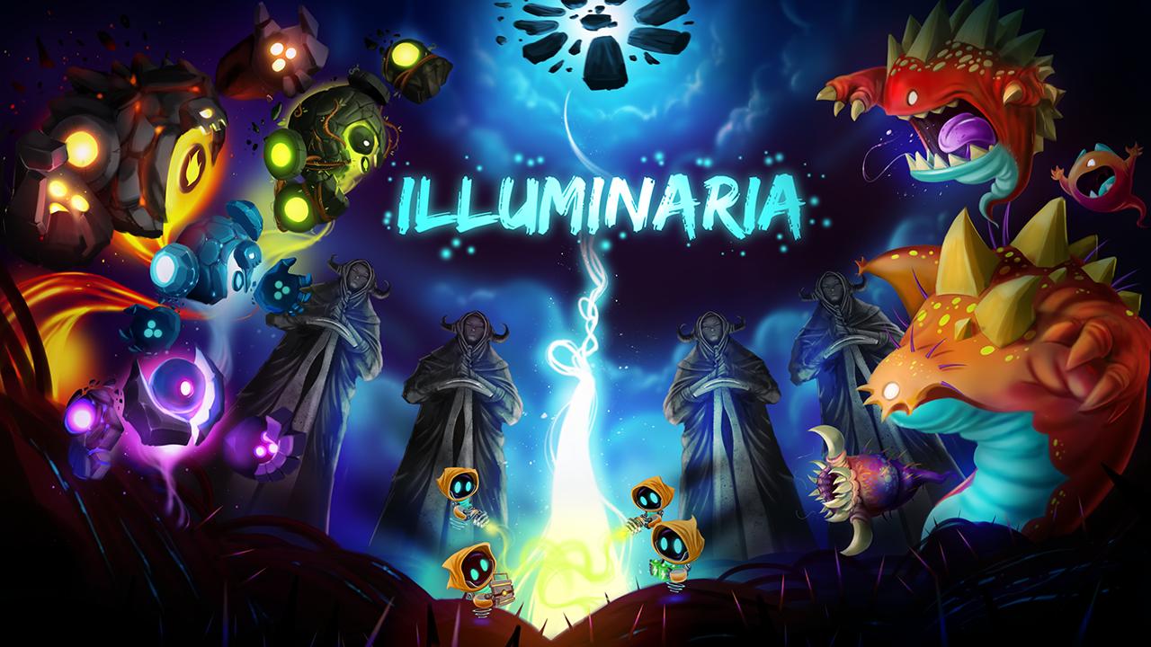 Key art for Illuminaria